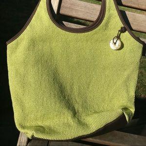 Reversible Sak purse